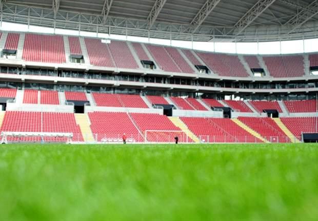 El césped del Türk Telekom Arena preocupa al Galatasaray