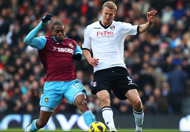 Fulham 1-3 West Ham: Carlton Cole Double Helps Avram Grant Gain The Win Demanded By Board