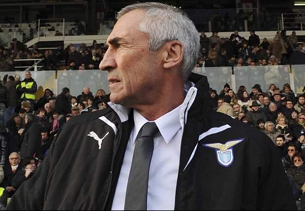 Lazio Coach Edy Reja Confirms Giuseppe Sculli Will Start Against Bologna