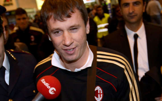Antonio Cassano - Milan (Getty Images)