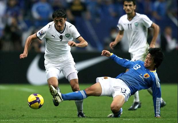 Official: Anzhi Makhachkala Sign Uzbekistan Captain Odil Ahmedov