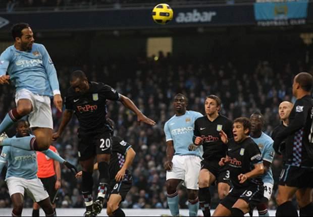 Premier League Preview: Manchester City - Aston Villa