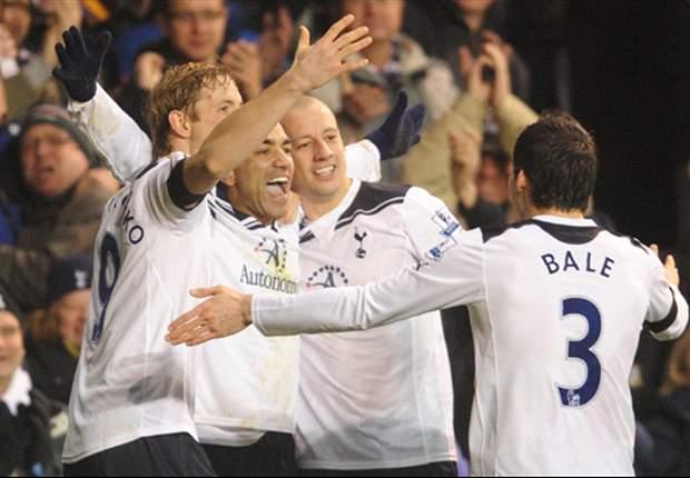 Tottenham Hotspur - Fulham: Empat Besar Di Depan Mata