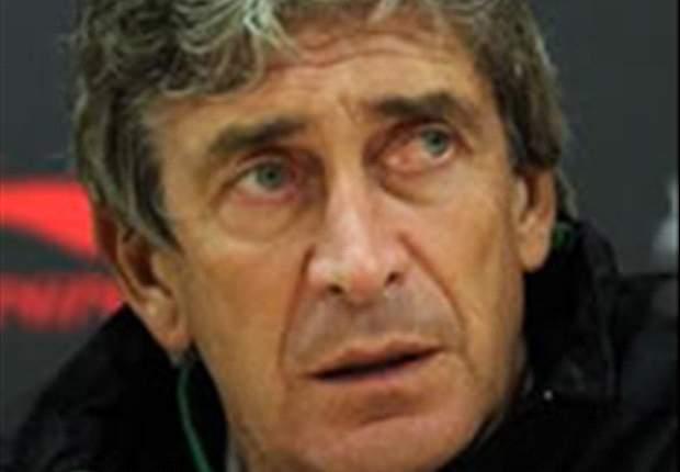 """Manuel Pellegrini: """"Nos faltó creatividad en ataque"""""""