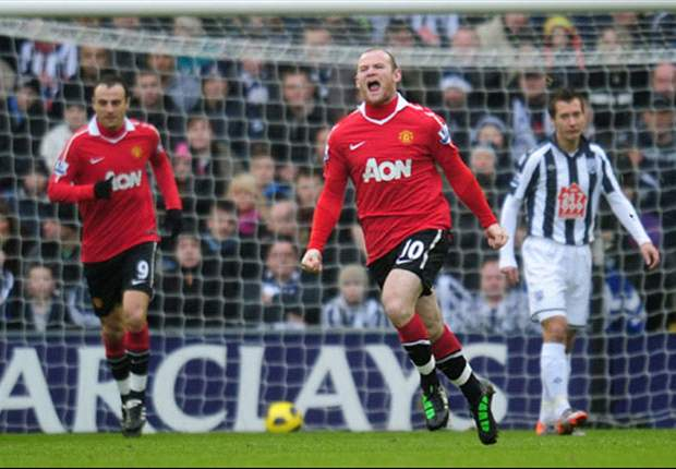 West Brom 1-2 Manchester United: Chicharito winner punishes Odemwingie's missed penalty after Rooney scores first goal from open play this season