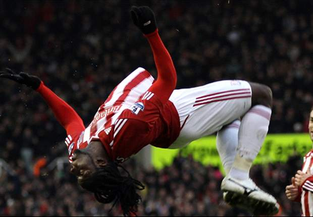 Stoke City 2-0 Everton: Kenwyne Jones Header And Phil Jagielka Own Goal End Dismal Home Run