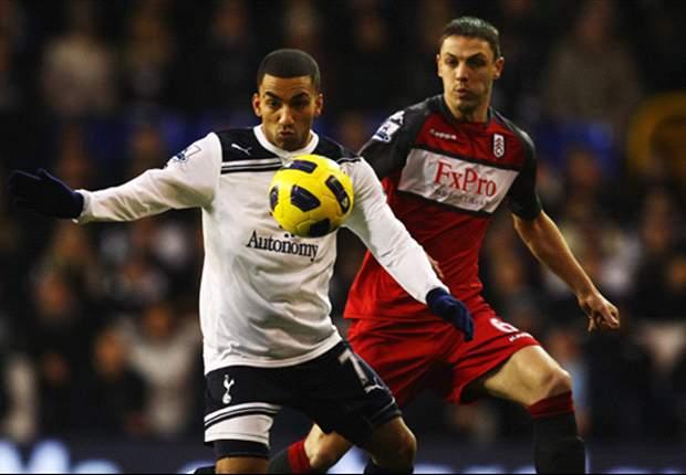 Liverpool targeting Tottenham winger Aaron Lennon - report