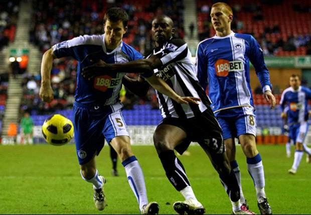 Ameobi Hentikan Hasil Buruk Newcastle
