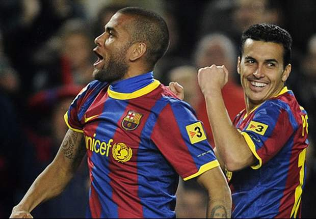 Pep Guardiola: I Don't Want Contract Rebel Dani Alves To Be Unhappy At Barcelona
