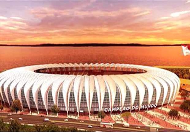 Beira-Rio fecha para jogos a partir do fim de novembro, diz Aldo Rebelo
