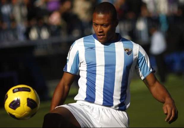 Malaga's Julio Baptista ruled out of clash with Barcelona