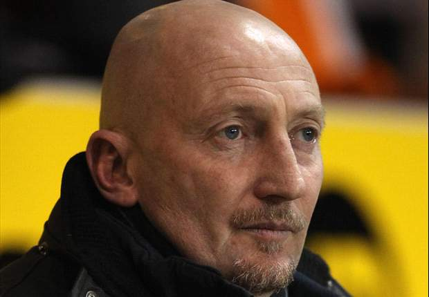 Blackpool boss Ian Holloway targets two more wins to retain Premier League status