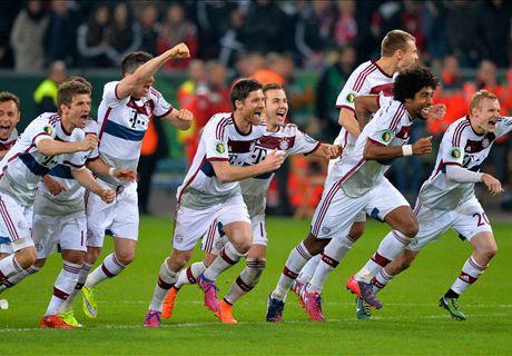 Bayern draw Dortmund in cup semis