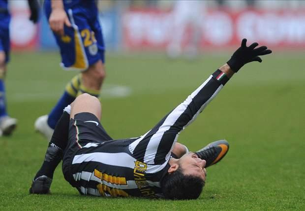 Agent insists Fabio Quagliarella will not leave Juventus in January