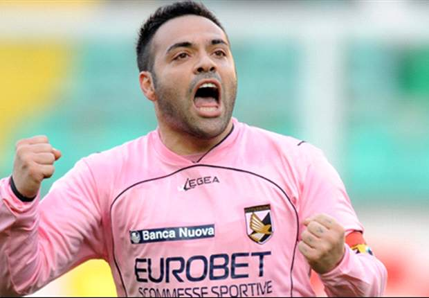 Palermo 1-0 Chievo: Fabrizio Miccoli Penalty Grounds Flying Donkeys
