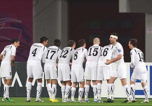 Qatar 0-2 Uzbekistan: Hosts Fall To White Wolves