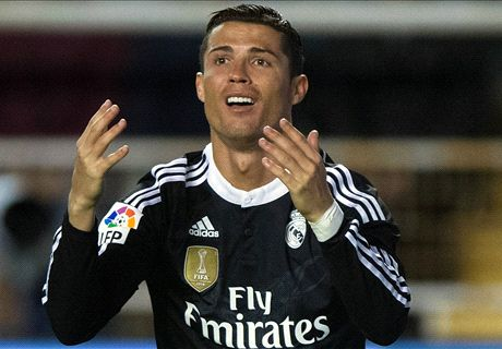 Ronaldo nowhere near UCL's top creators