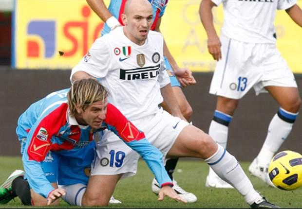 PREVIEW Catania - FC Internazionale: Bahaya Bagi Tim Tamu