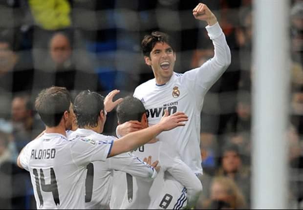 Real Madrid Coach Jose Mourinho Insists Kaka Is Going Nowhere