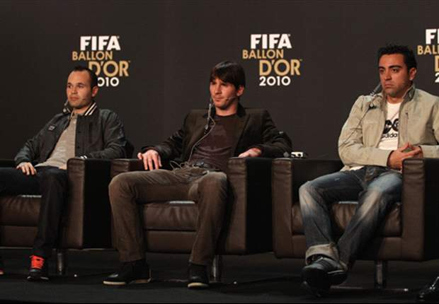 Should a Spanish player win FIFA Ballon d'Or?