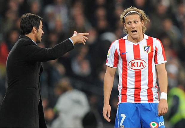 'He had a personal problem with me' - Inter's Diego Forlan slams former Atletico Madrid coach Quique Sanchez Flores