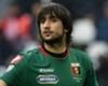 Genoa, Perin contro un tifoso del Frosinone: cita le violenze del '44, poi le scuse