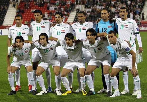 Iraq in world cup