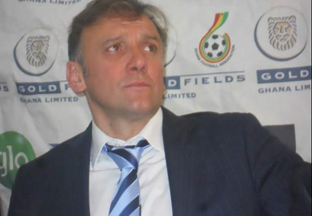 Ghana coach Goran Stevanovic finally secures visa for Chile friendly