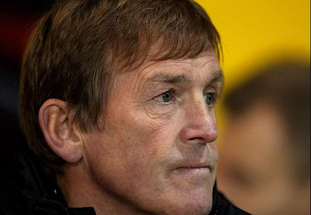 Liverpool manager Kenny Dalglish: The best way to get our confidence back is to start winning matches