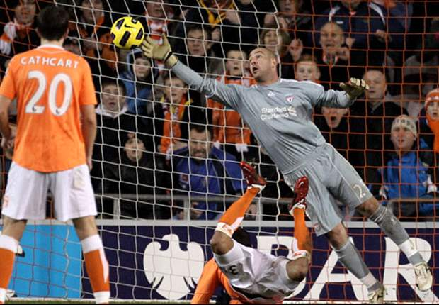 Blackpool 2-1 Liverpool: Early Torres goal proves fruitless as Campbell winner ruins Dalglish's league return