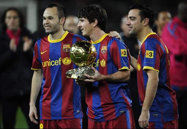 Cristiano Ronaldo y Lionel Messi consiguen ventaja respecto a los demás para ganar el FIFA Balón de Oro