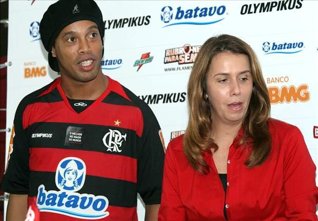 Patricia promete 'luta implacável' na Justiça em caso Ronaldinho