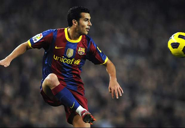 Barcelona's Pedro: We must be cautious against Real Madrid in the second leg