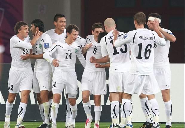 Asian Cup 2011: Uzbekistan 2-1 Jordan: White Wolves Advance Into The Last-Four