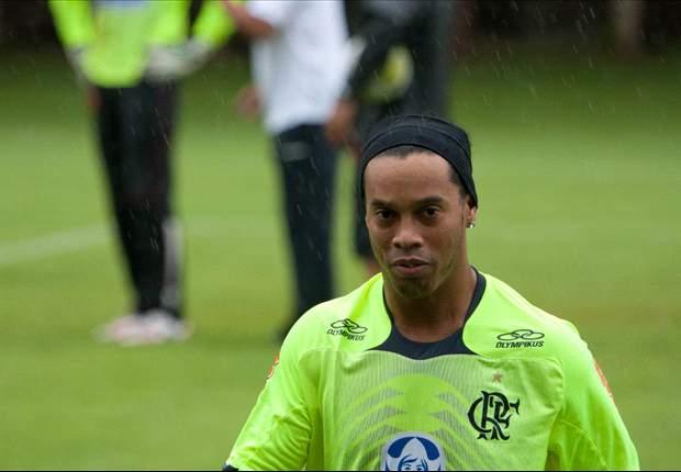O fim da era Ronaldinho no Flamengo: um enredo de confusões e fracasso