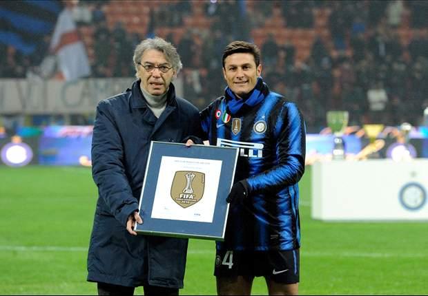 'Zanetti kan vice-president bij Inter worden'