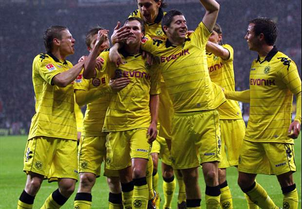 Bayer Leverkusen 1-3 Borussia Dortmund: Grosskreutz & Goetze Shine As BvB Extend Lead