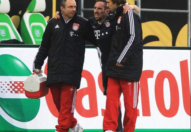 Wolfsburg 1-1 Bayern Munich: Late Riether Equaliser Punishes Rekordmeister