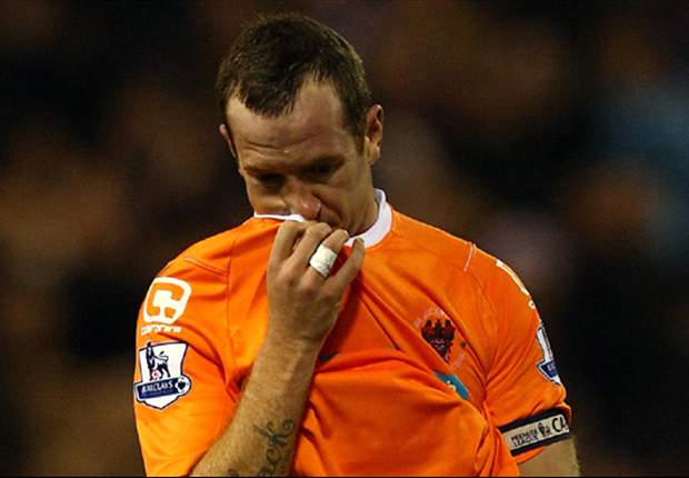 Blackpool reject transfer request from Liverpool target Charlie Adam