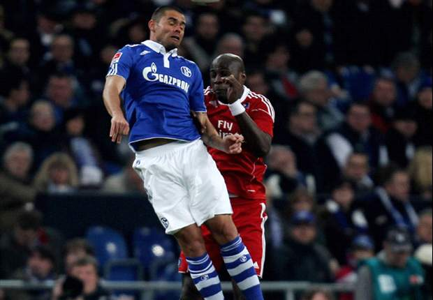 Schalke 0-1 Hamburg: Controversial Van Nistelrooy Goal Lifts Visitors