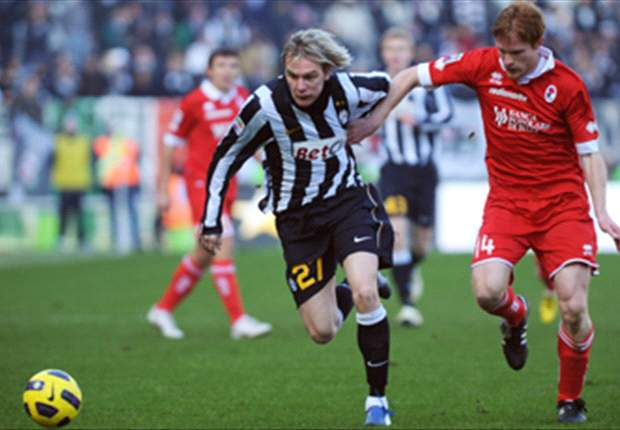'I have not seen an ideal pitch like an English one' - Juventus winger Milos Krasic unhappy with state of Serie A playing surfaces