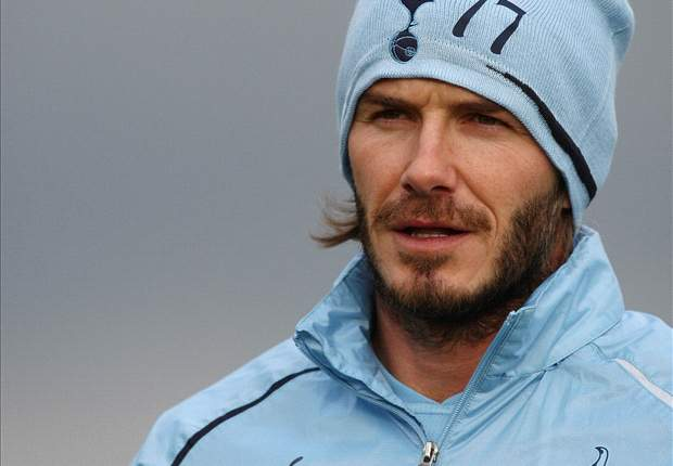 LA Galaxy's David Beckham: I Was Never Going To Stay At Tottenham