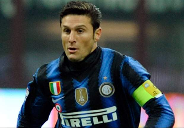 Javier Zanetti: I Want To End My Career At Inter - Goal.com