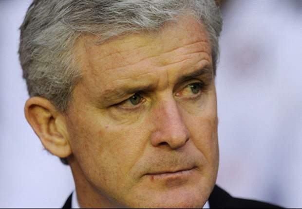 Fulham boss Mark Hughes wants to bury the hatchet with his Stoke City counterpart Tony Pulis