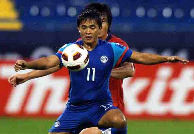 AFC Challenge Cup 2012 Qualifiers: We Need To Help The Youngsters Acclimatize – Sunil Chhetri