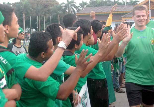 Edo Welong Resmi Hengkang Dari Bintang Medan