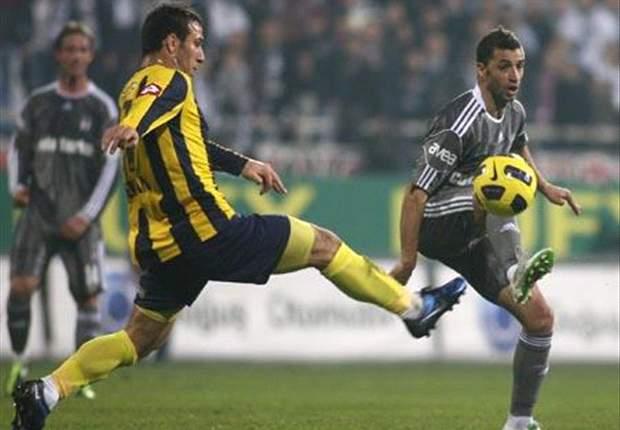 Beşiktaş şov yaptı: 5-1