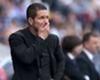 Simeone: Crazy second half cost Atleti