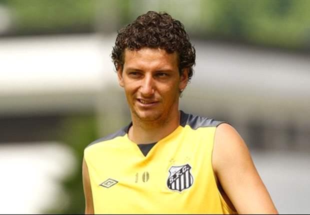 Santos deve ter Elano para partida da Libertadores