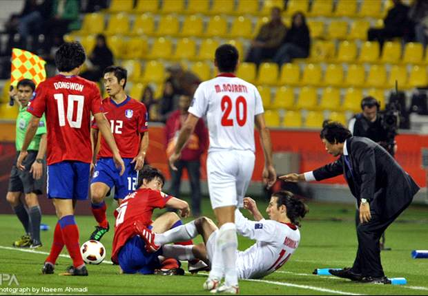 Iran 0-1 South Korea (AET): Yoon Bit-Garam Sinks Team Melli In Extra Time